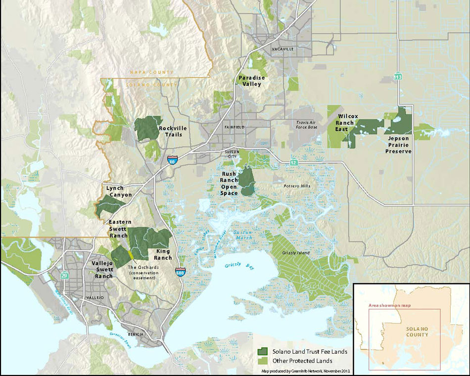 Hike Our Lands   Solano Land Trust : Suisun City, CA King Ranch Map on rust map, aurora colorado map, txu coverage map, dealey plaza map, park map, texas map, michaelis ranch, ja ranch, la escalera ranch, xit ranch, a. s. gage ranch, ted turner property map, sahara map, southfork ranch, pitchfork ranch, sam houston state university map, gahanna ohio map, lightning map, budapest map, corpus christi international airport map, allen ranch, matador ranch, heat map,